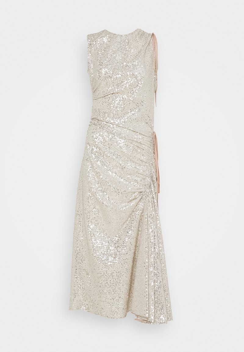 N°21 - SEQUIN DRESS - Cocktail dress / Party dress - silver