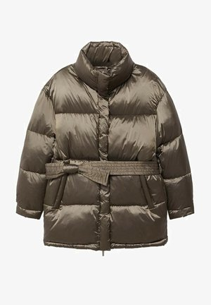 PINGU - Winter coat - marron moyen