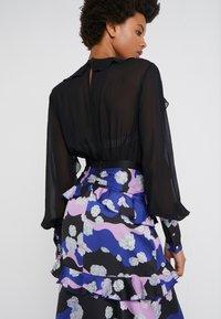 Three Floor - SURREALIST DRESS - Gallakjole - spectrum blue/violet/black - 5