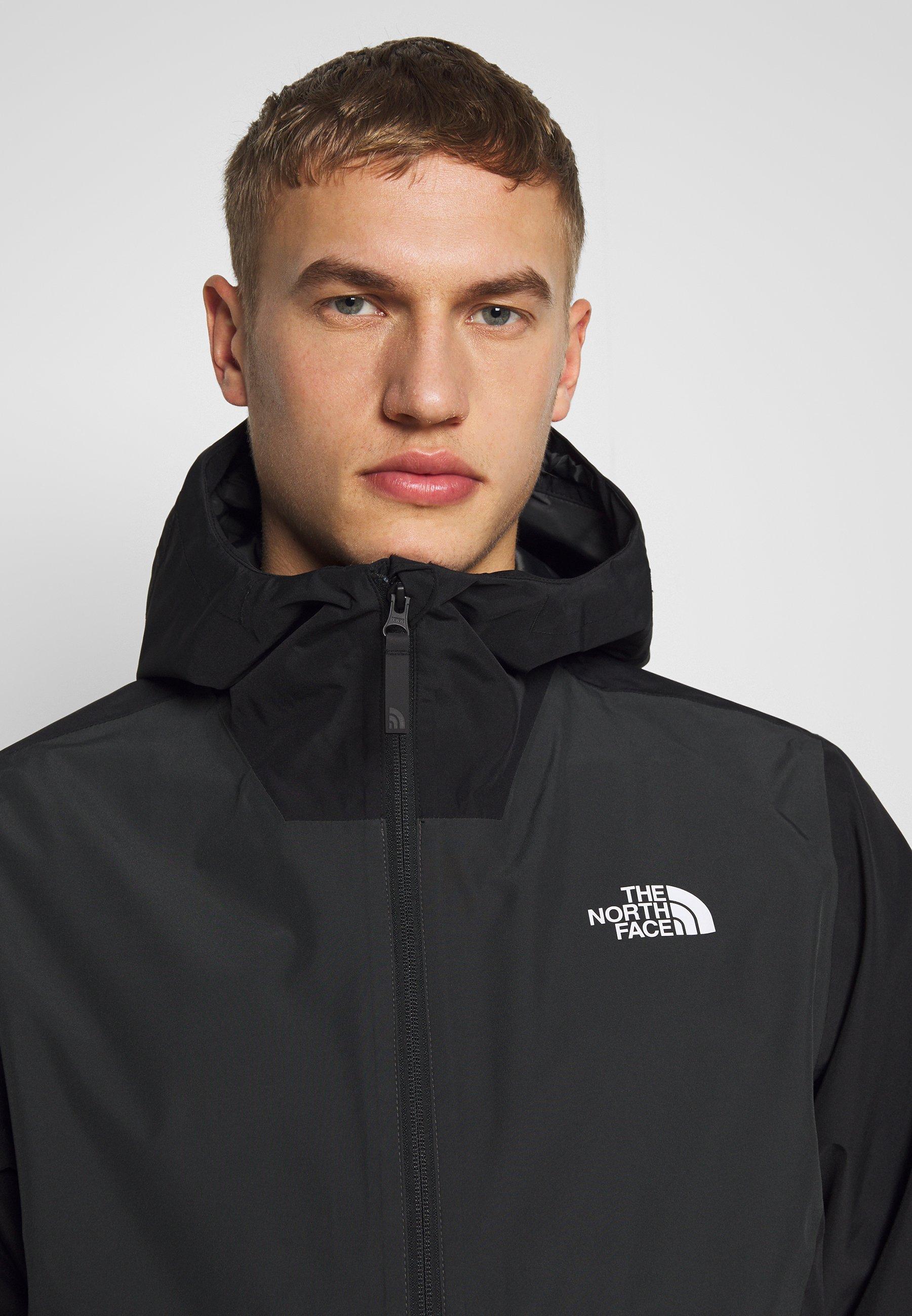 The North Face MEN'S WATERPROOF FANORAK - Veste coupe-vent - black