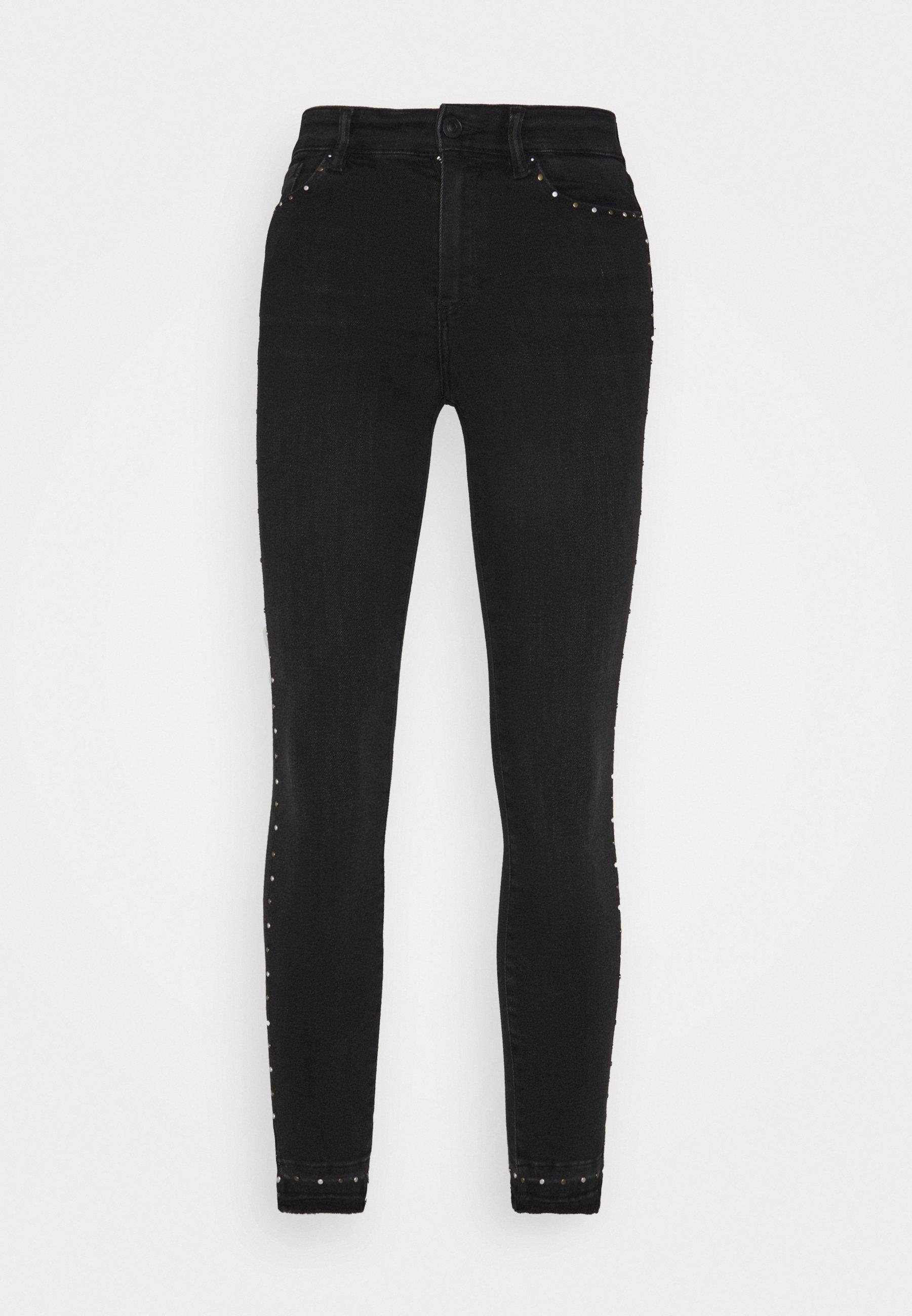Women MILLER STUDDED - Jeans Skinny Fit