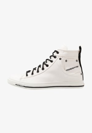 EXPOSURE I - High-top trainers - star white