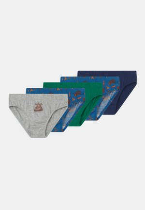 GRUFALLO BRIEFS 5 PACK - Briefs - multi-coloured