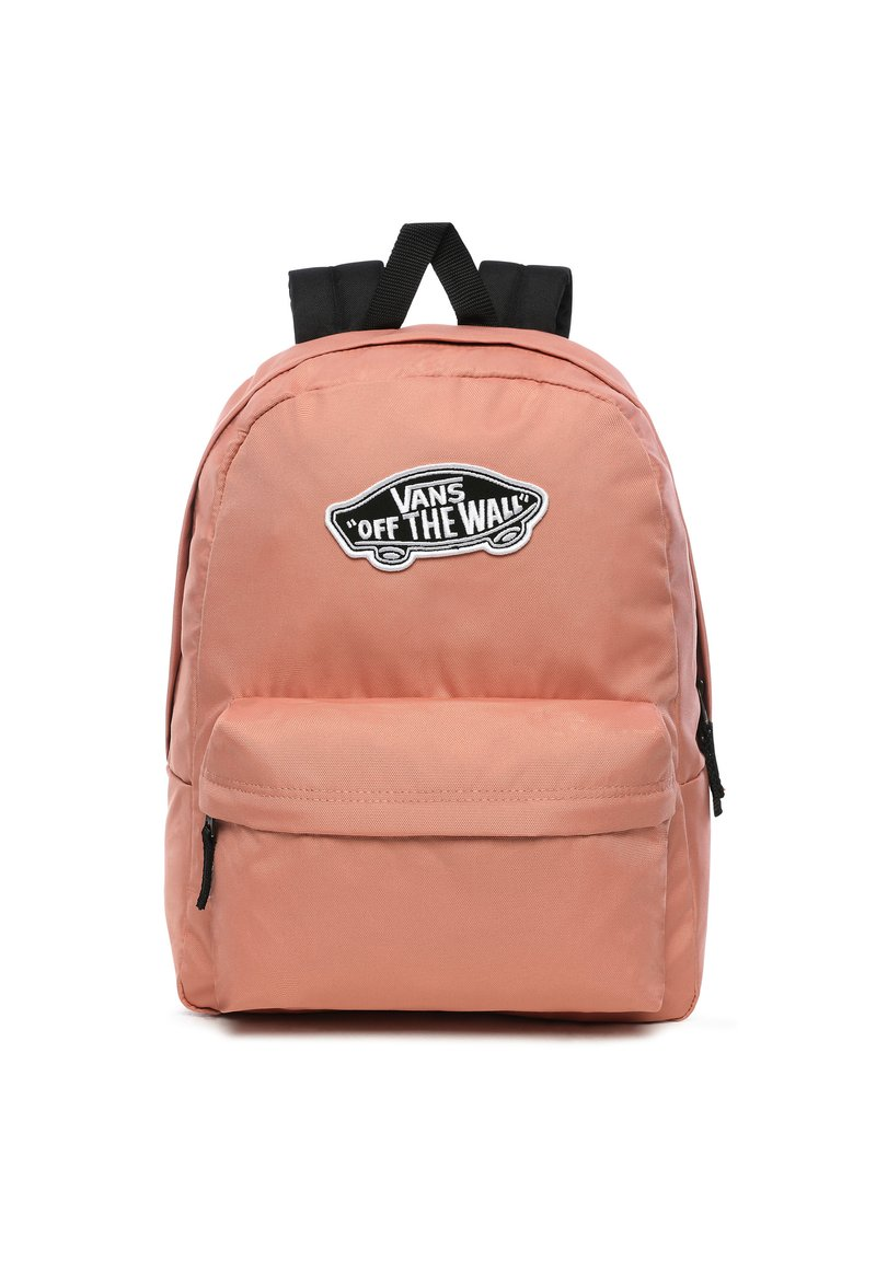 Vans - REALM BACKPACK - Mochila - rose dawn