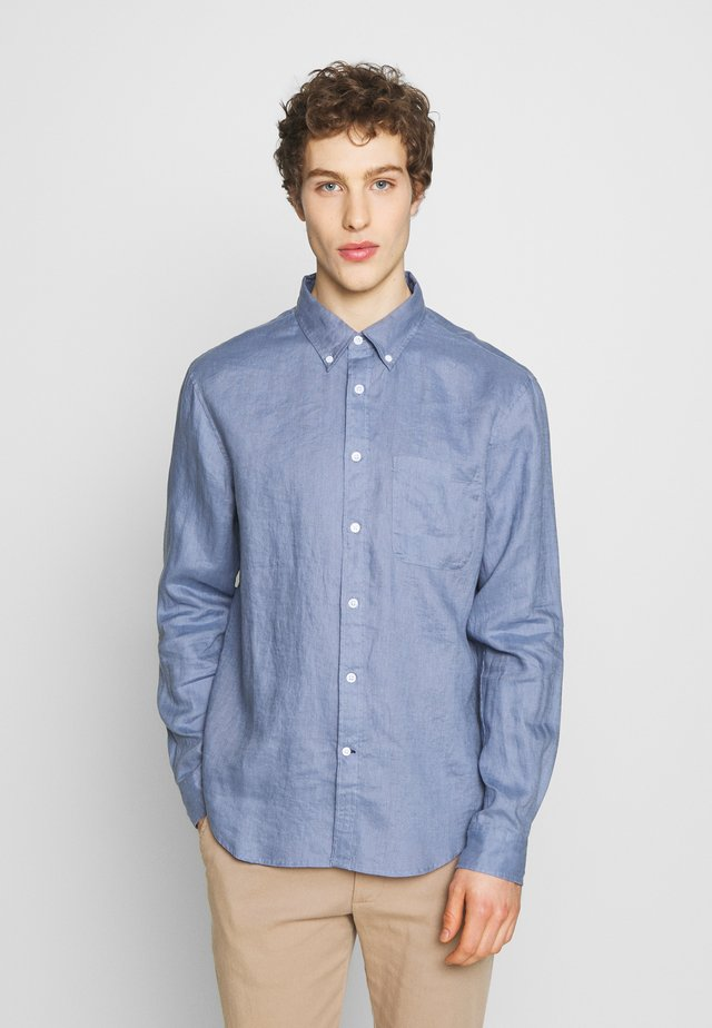SOLID  - Camisa - medium blue