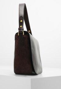 L.CREDI - FRANCES - Across body bag - braun - 2