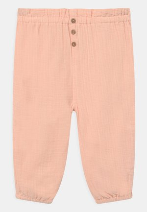 BABY - Trousers - warm apricot