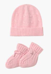 Polo Ralph Lauren - APPAREL ACCESSORIES SET - Čepice - morning pink - 1