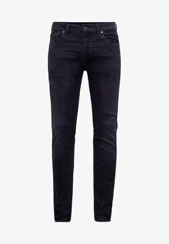 3301 SLIM - Jeans slim fit - mazarine iced flock