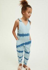 Next - Jumpsuit - blue denim - 0