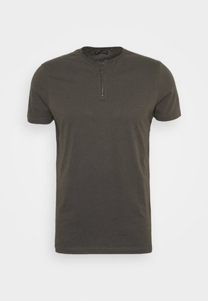 RUSSELLB - T-shirts basic - dark khaki
