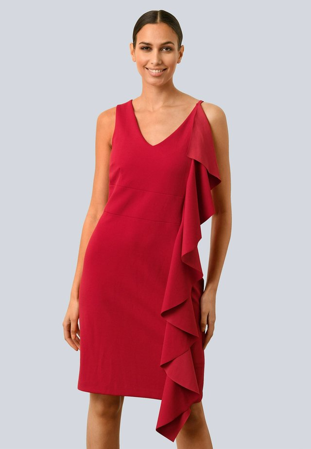 KLEID - Cocktail dress / Party dress - rot
