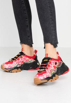 D'LITES 3.0 JOY SUMMER - Trainers - red