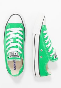 Converse - CHUCK TAYLOR ALL STAR SEASONAL COLOR - Sneakers - bold kiwi - 1