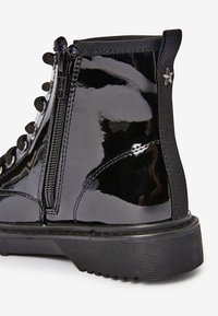 Next - Lace-up ankle boots - mottled black - 3