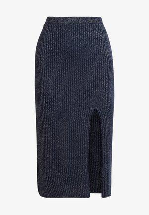 BRODEY SKIRT - Pencil skirt - blau