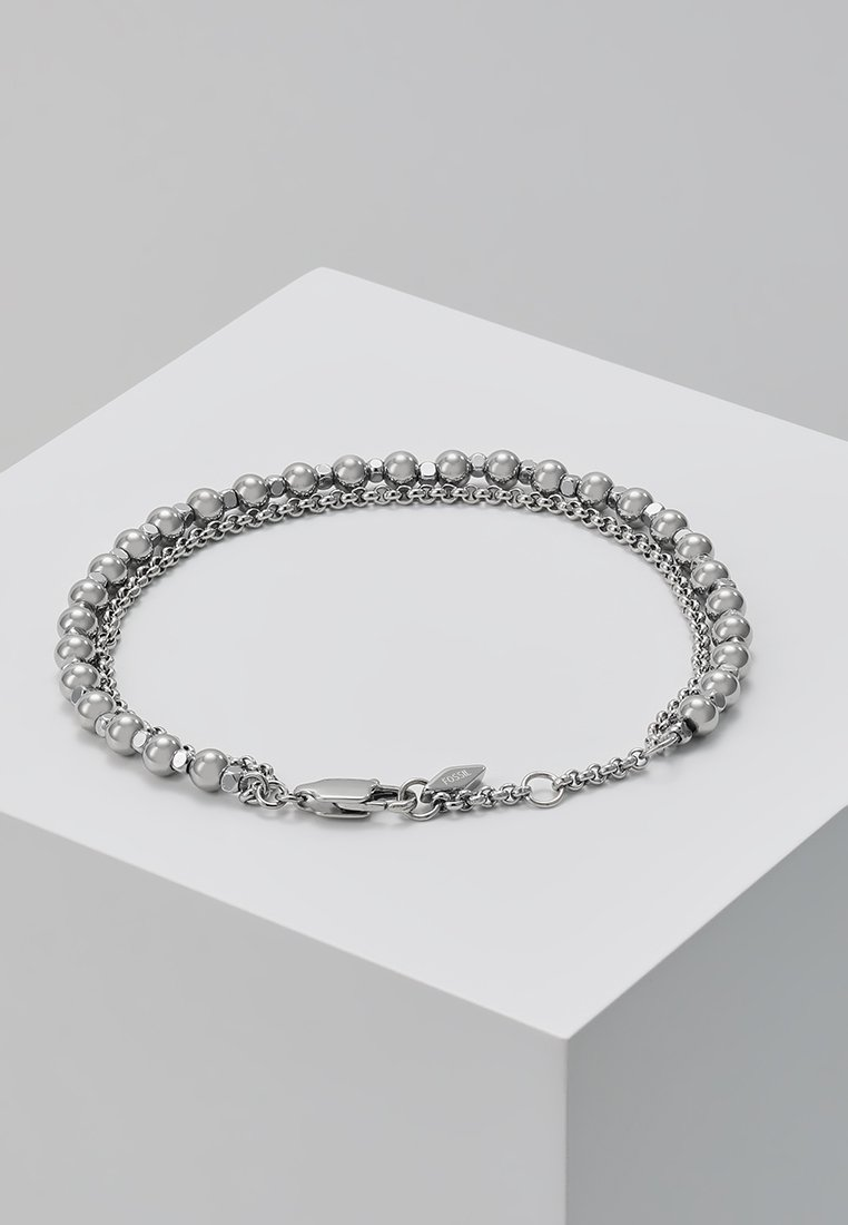 Fossil FASHION - Armbånd - silver-coloured/sølv OECvB9gS4WGL8IV