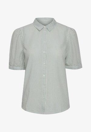 IHASILO - Button-down blouse - amazon