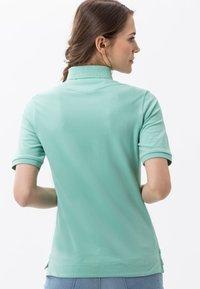 BRAX - STYLE CLEO - Polo shirt - jade - 2