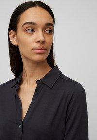 Marc O'Polo - Button-down blouse - dark atlantic - 9