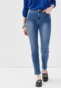 Cache Cache - Slim fit jeans - stone blue denim - 0
