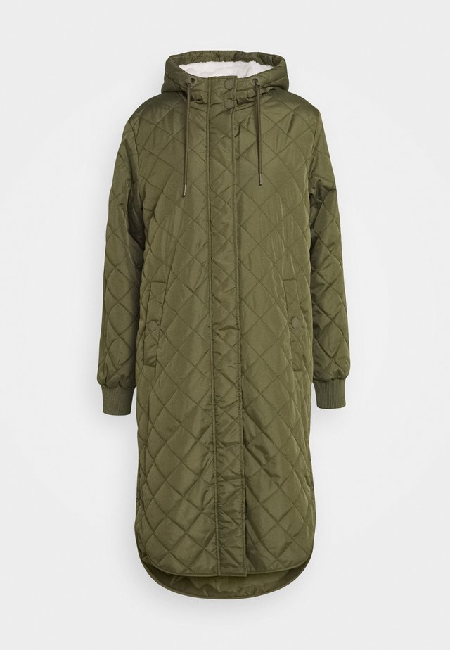 FQTULLA - Winter coat - olive