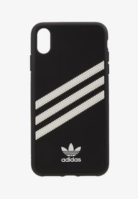 adidas Originals - ADIDAS OR MOULDED CASE IPHONE XS MAX - Étui à portable - black / white - 1
