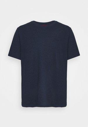 DERO - Basic T-shirt - open blue