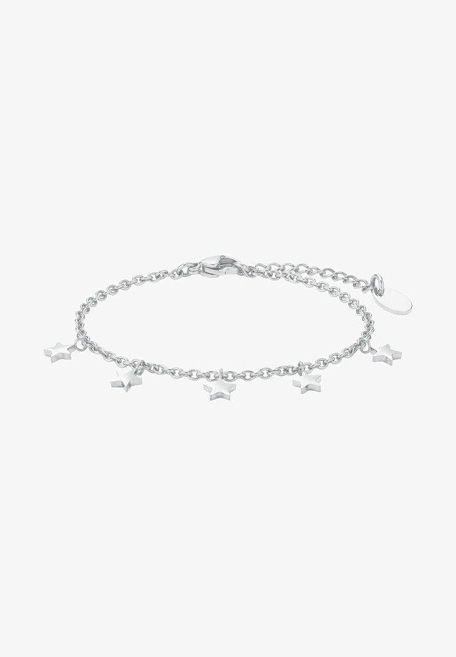 STERN - Armband - silber
