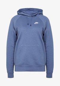 Nike Sportswear - HOODIE - Sweat à capuche - diffused blue/white - 4