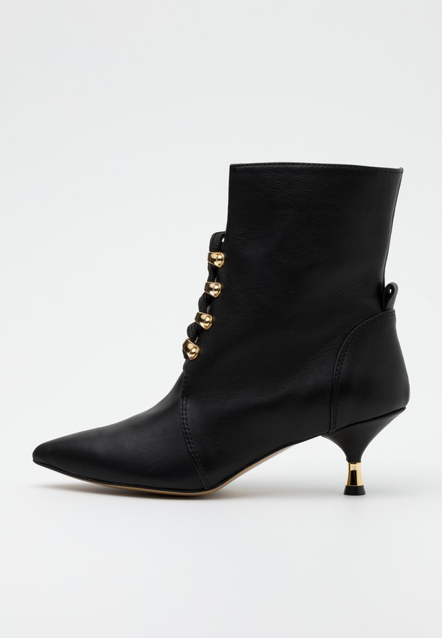 BULLETPROOF PLUS - Veterboots - black