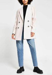 River Island - Short coat - pink - 1