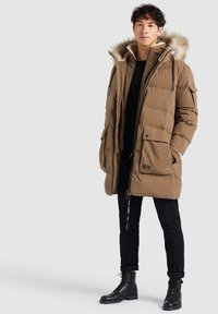 khujo - RIDLEY - Winter coat - khaki - 3