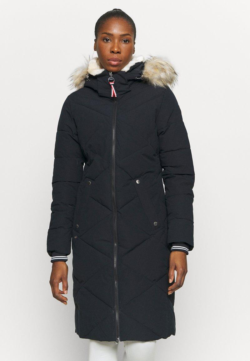 Luhta - EEVALA - Winter coat - dark blue