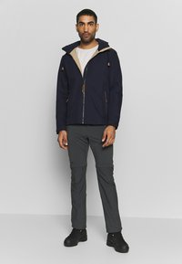 Icepeak - ALTAMONT - Outdoor jacket - dark blue - 1