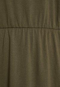 Vero Moda - VMADAREBECCA ANKLE DRESS - Maxi dress - ivy green - 5