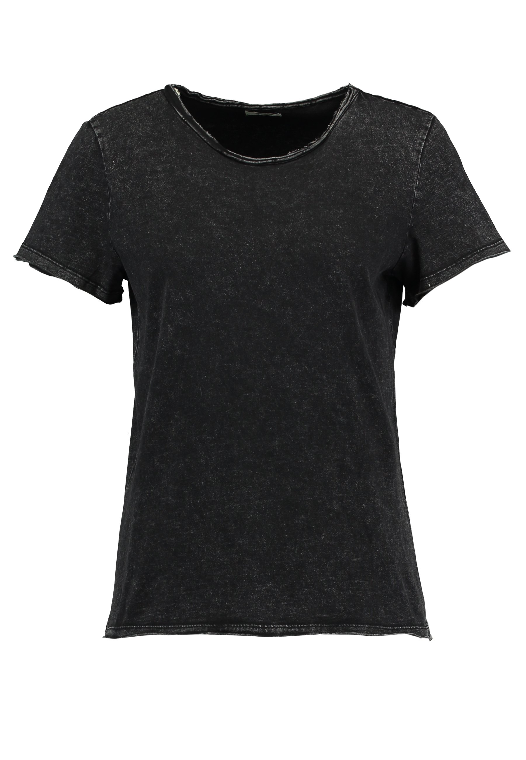 Noisy May T-shirts Med Print - Black/svart