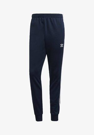 ADICOLOR CLASSICS PRIMEBLUE SST TRACKSUIT BOTTOM - Pantalones deportivos - blue