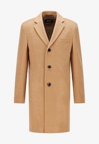 BOSS - H-HYDE - Classic coat - beige - 6