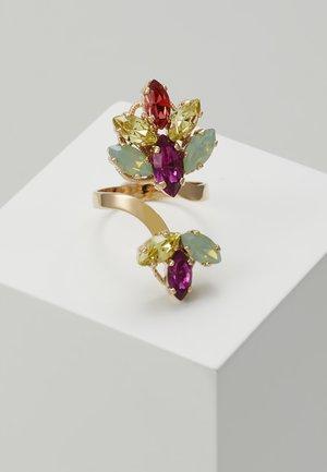 Ringe - multicolored
