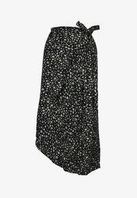 Zwillingsherz - Yvi - A-line skirt - schwarz - 0