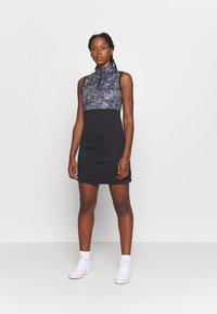 Daily Sports - LUNA DRESS - Sports dress - black - 1