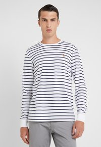 Polo Ralph Lauren - Long sleeved top - white/french navy - 0