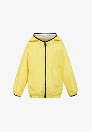 Kurtka przeciwdeszczowa - yellow