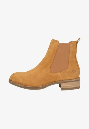 GABY - Ankle boots - cognac