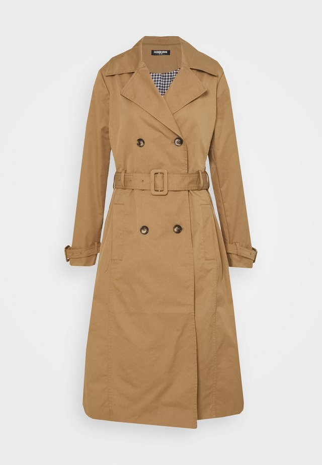 LISETTE - Trenchcoat - tan