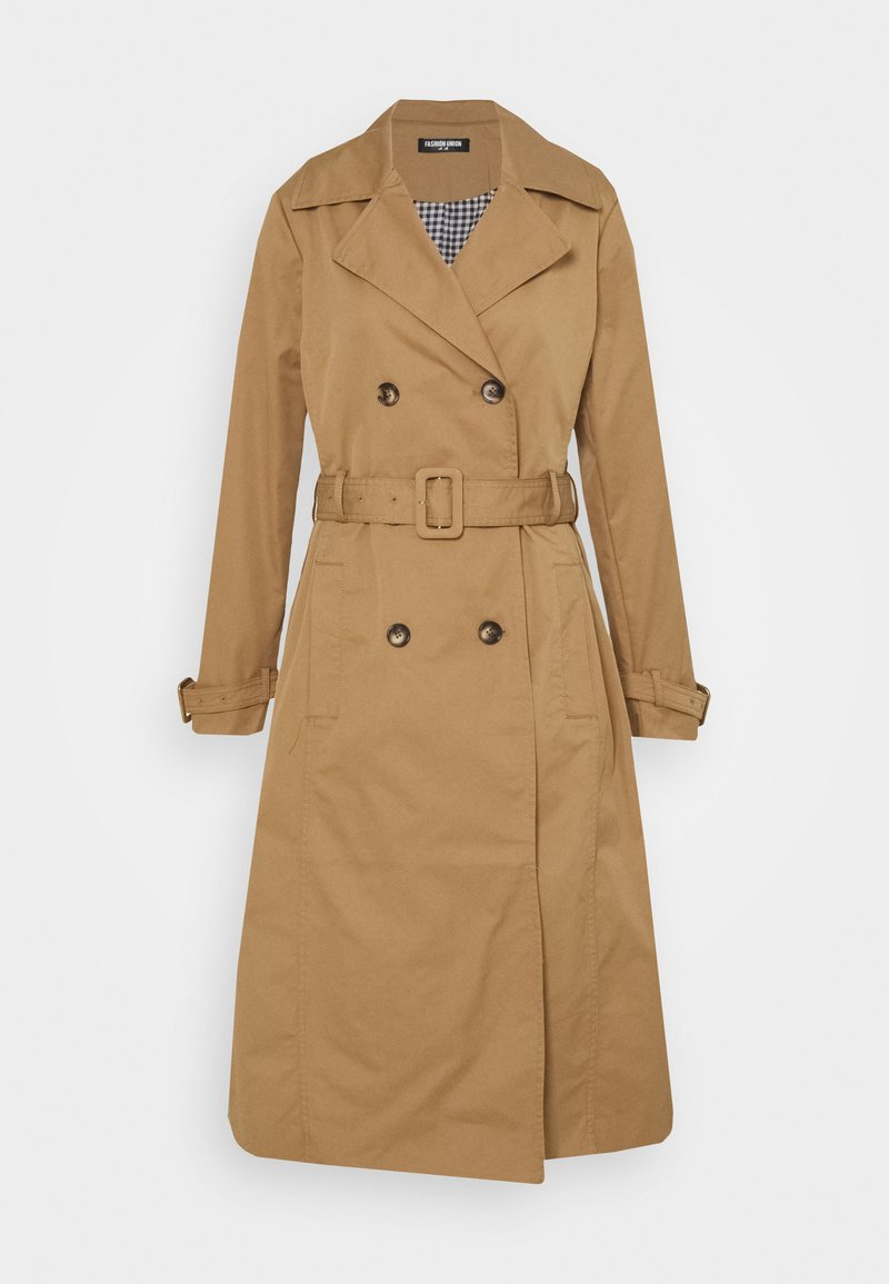 Fashion Union - LISETTE - Trenchcoat - tan