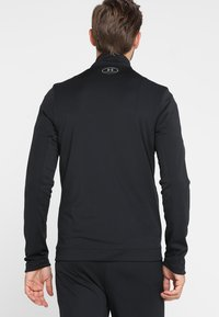 Under Armour - CHALLENGER KNIT WARM-UP - Træningssæt - black - 2