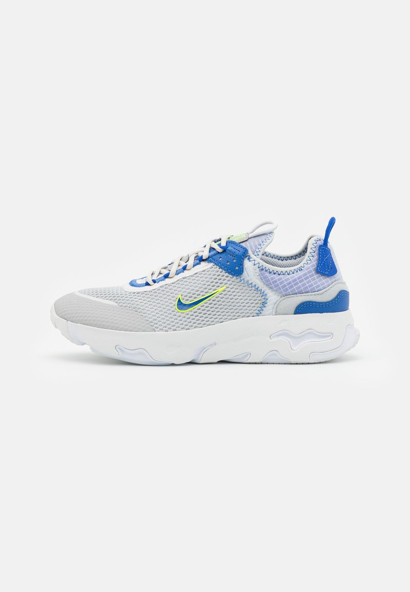 Nike Sportswear - REACT LIVE  - Trainers - grey fog/game royal/platinum tint/iron grey