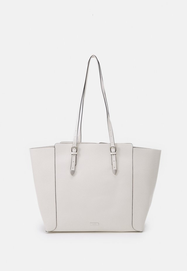 SET - Tote bag - white